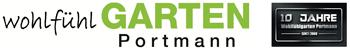 WohlfühlGARTEN Portmann Logo
